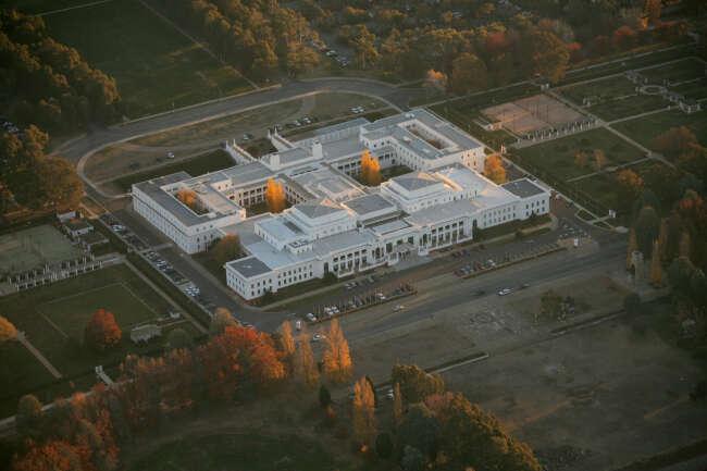Parkes 2600, Capital Hill 2600, Old Parliament House