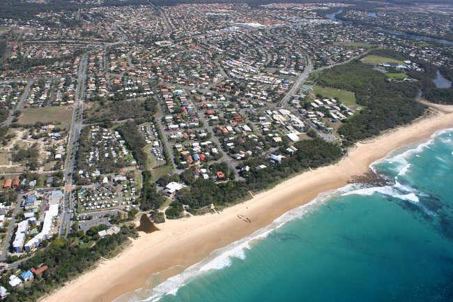 Dicky Beach 4551, Battery Hill 4551, Currimundi 4551