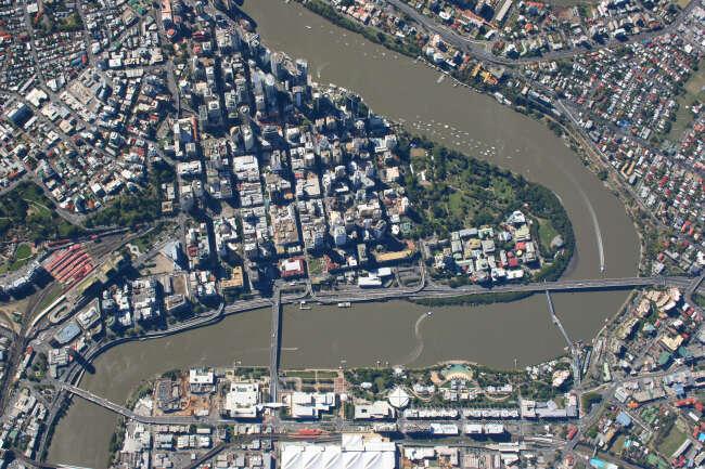 Brisbane CBD 4000, Southbank 4101, South Brisbane 4101