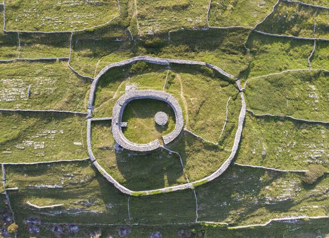 Dún Eochla, Inishmore 2.