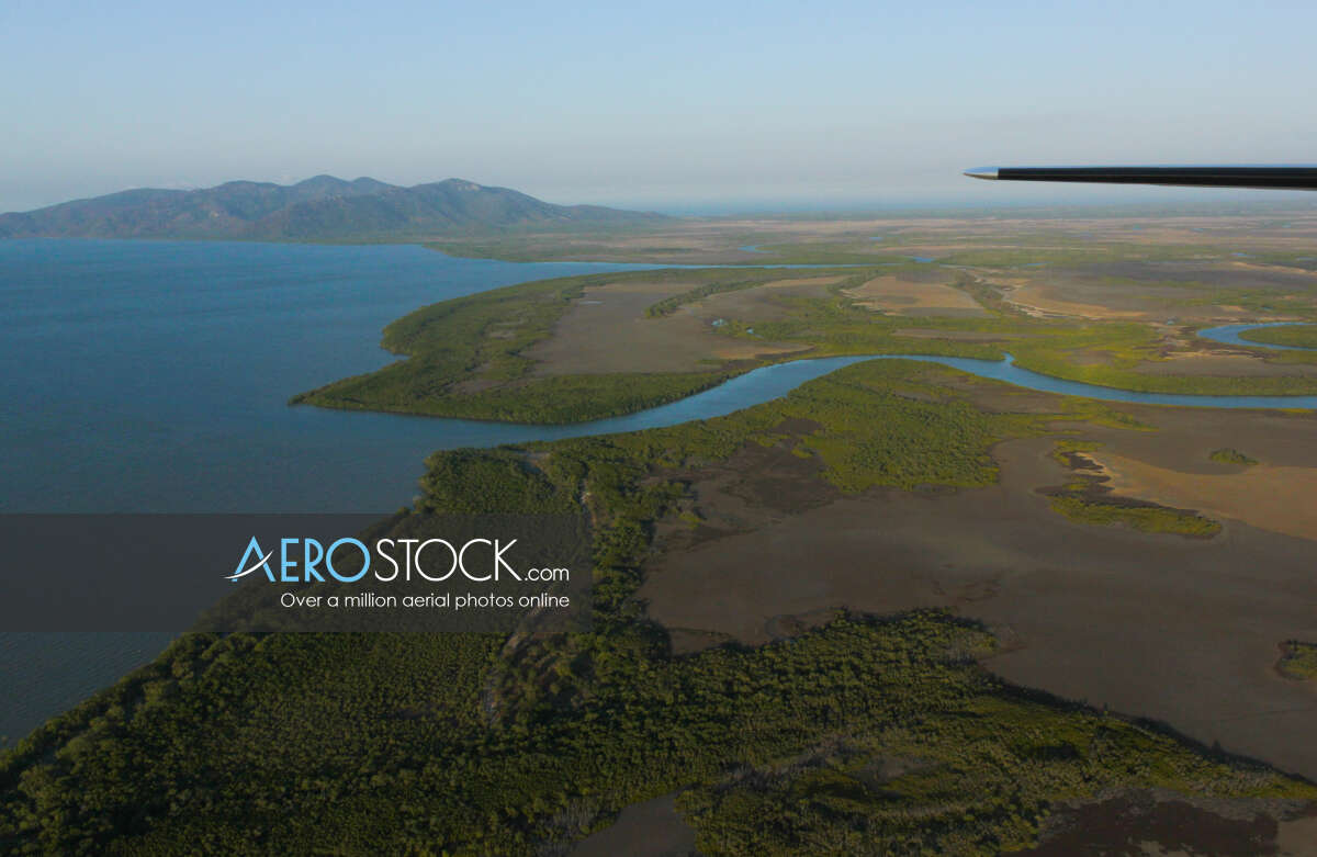 Affordable UAV snapshot captured on August 27th, 2012.