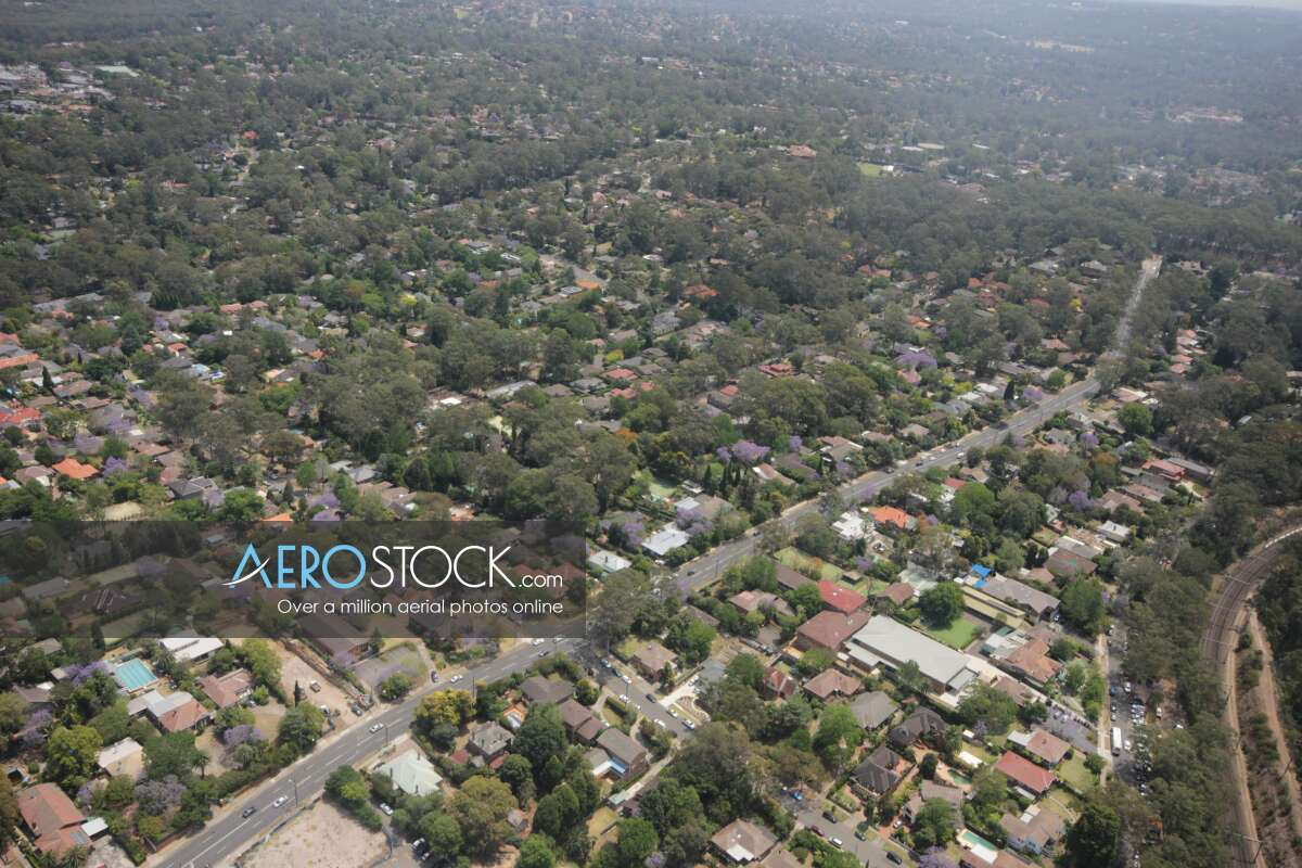 High res stock photo of Beecroft, New South Wales