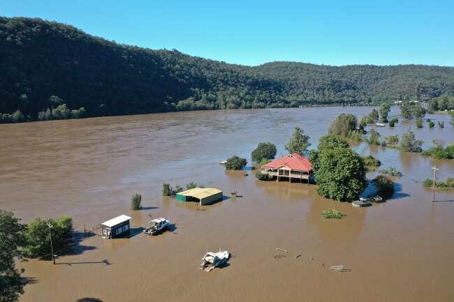 Hawkesbury River / Webbs Creek