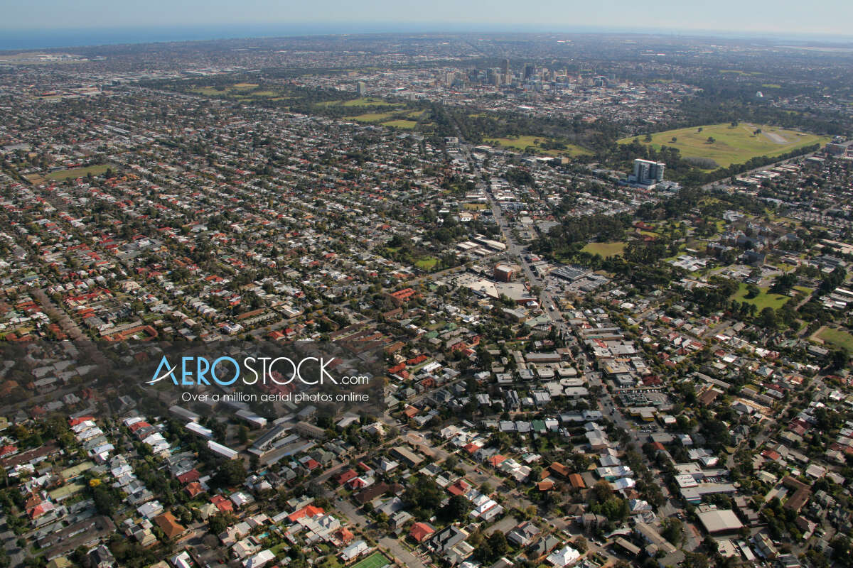 High definition stock photo of Unley in SA.