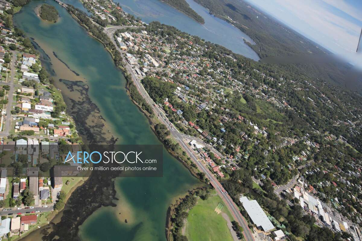 Cost effective image of North Narrabeen, New South Wales.