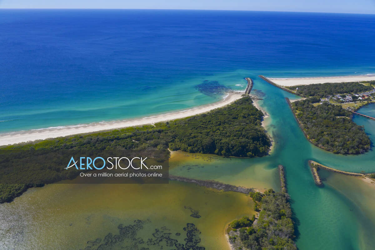 Brunswick Heads in the Byron New South Wales
