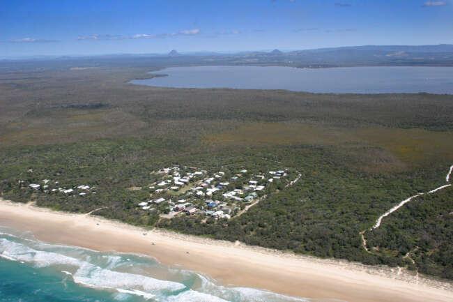 Teewah 4565, Double Island