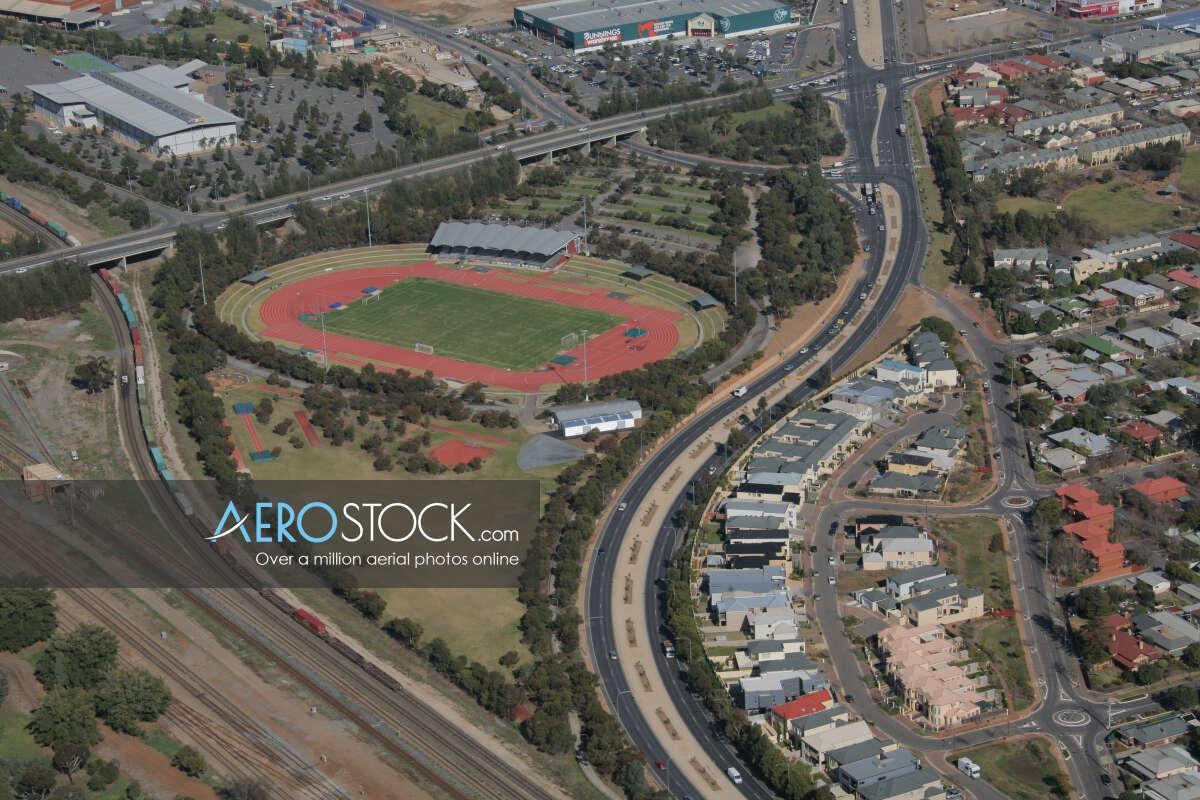 Stock image of Keswick Terminal