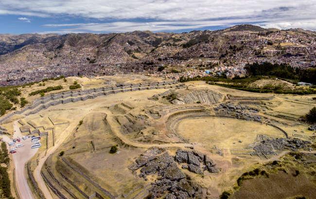 Saqsewaman, Cusco Peru