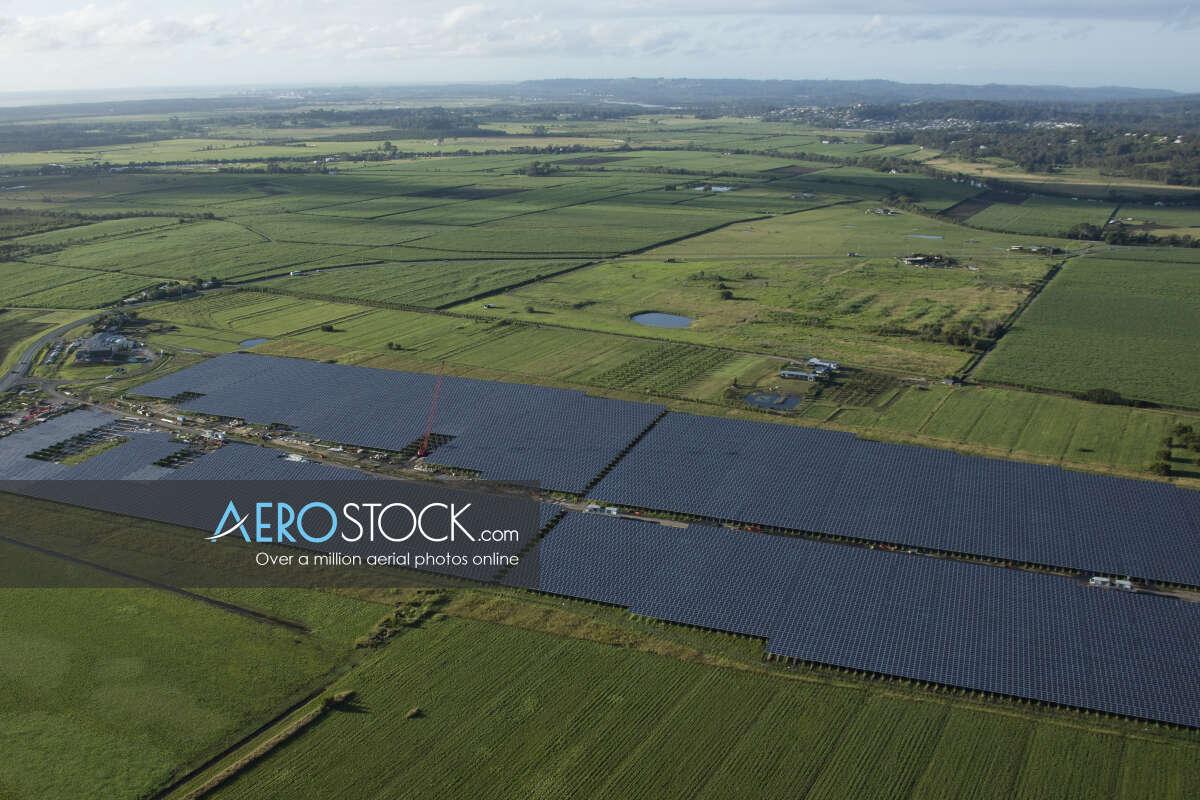 Drone snapshot of Sunshine Coast, Queensland