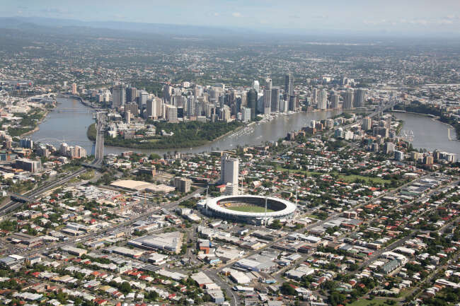 The Gabba, Brisbane Cricket Ground