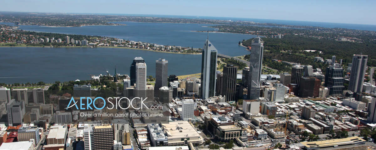 Stock image of West Perth