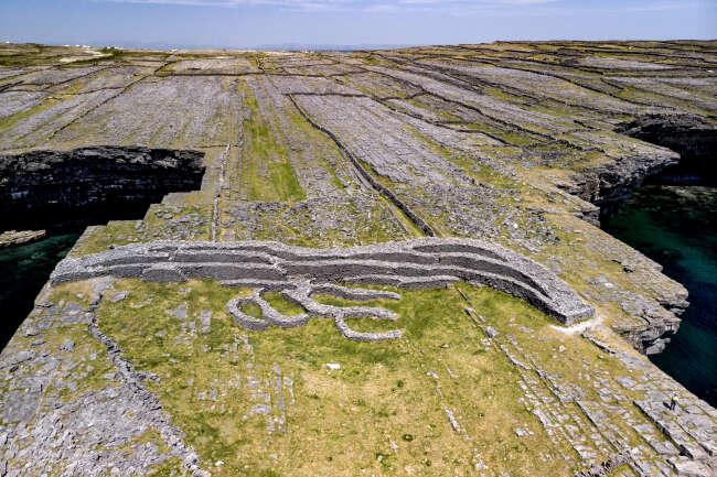 Dún Dúchathair 2,  Inishmore Ireland