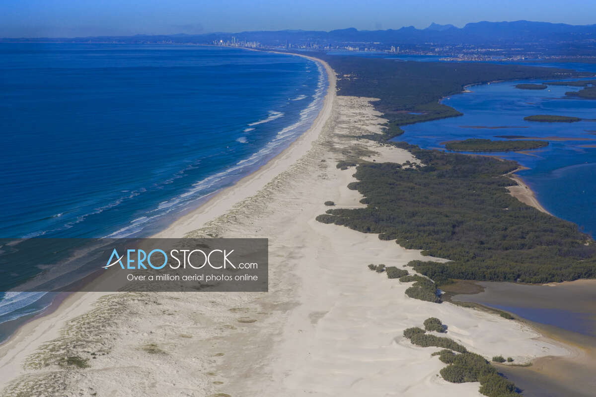 Affordable stock photo of Southern Moreton Bay Islands in Gold Coast.
