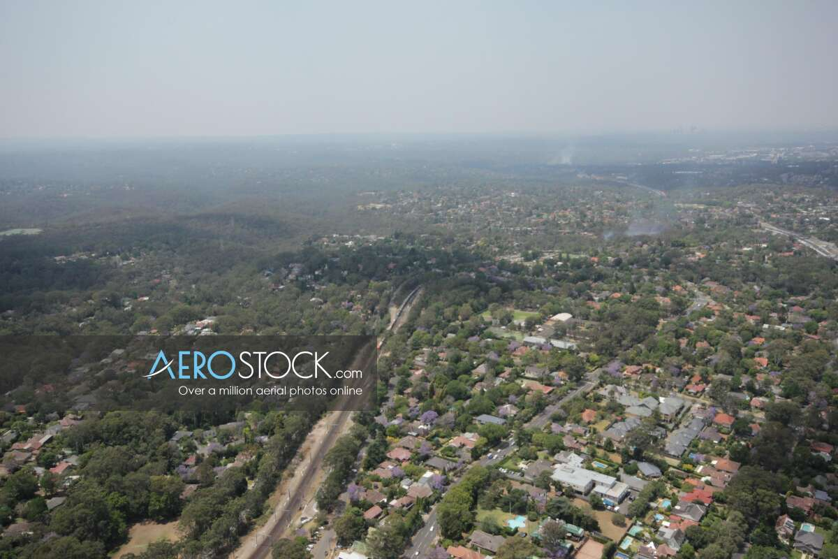 High definition image of Beecroft in NSW