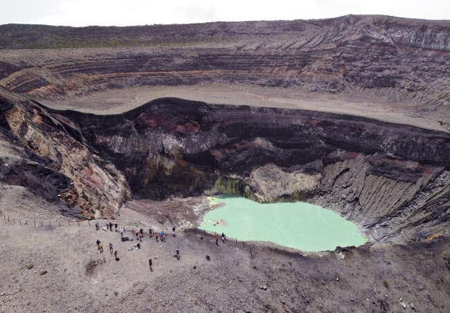 Santa Ana Volcano 2