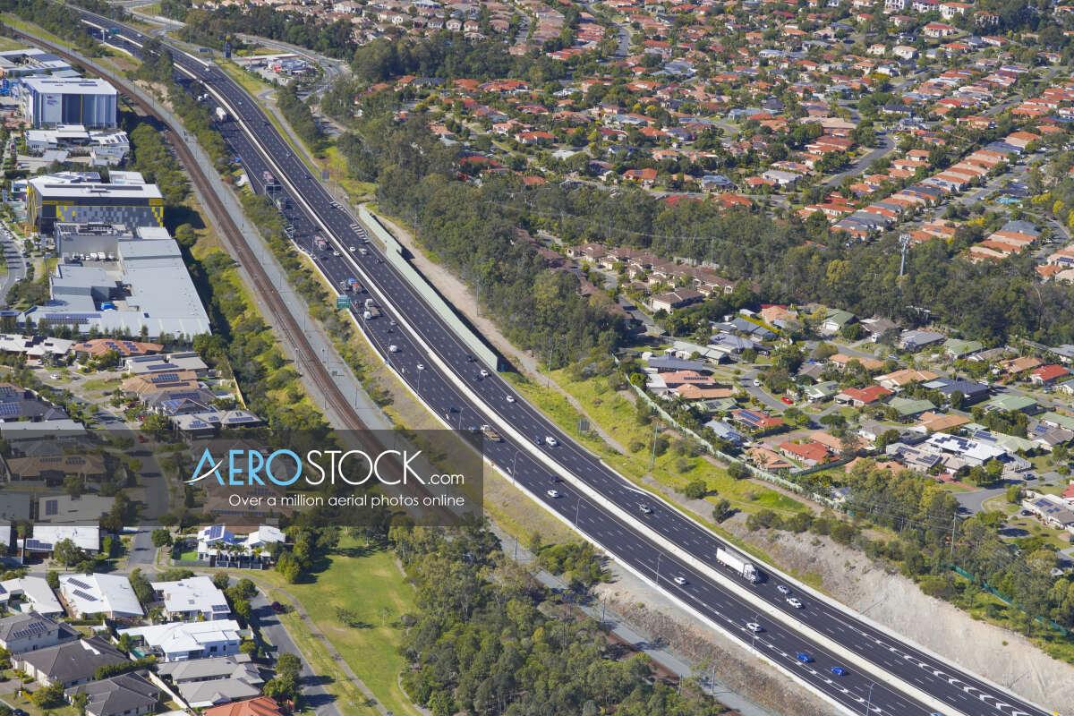 Full size snapshot of Robina, Gold Coast.