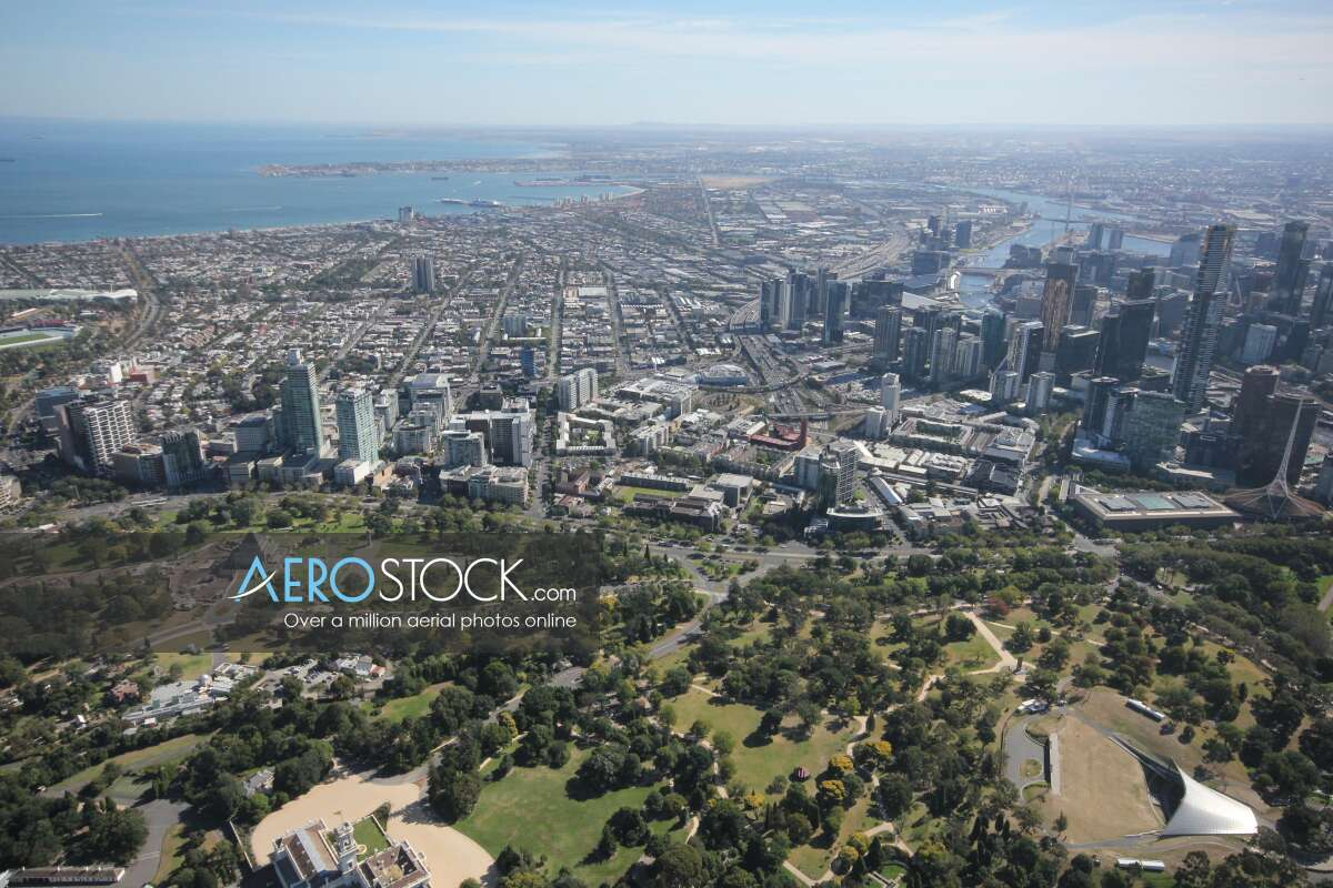 Discounted pic of Melbourne, Victoria.