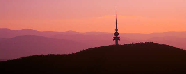 Telstra Tower, Canberra Nature Park 2600