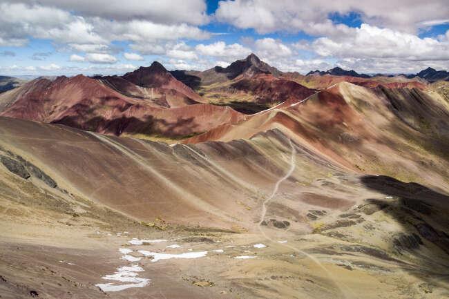 Rainbow Mountain 7, Peru