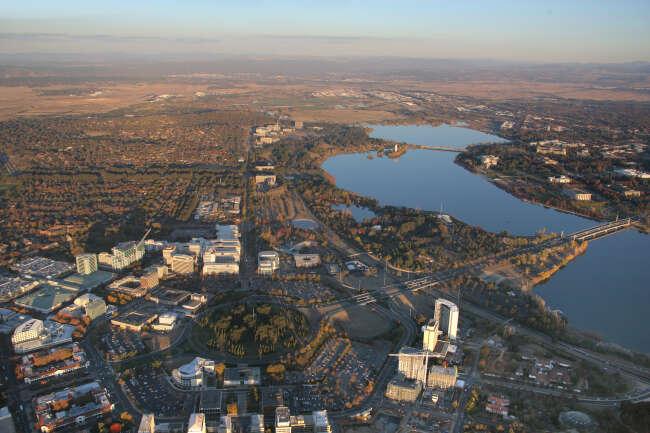 Canberra CBD 2601, Reid 2612