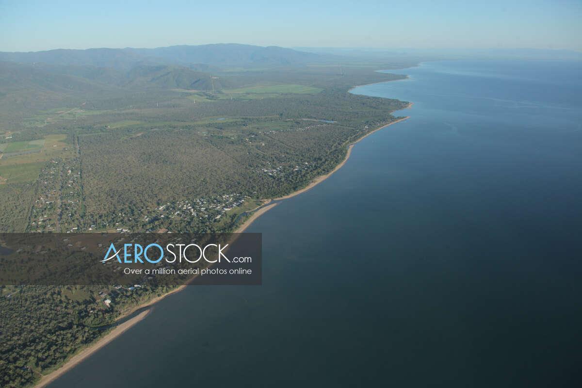 Cost effective image of Balgal Beach, Queensland.