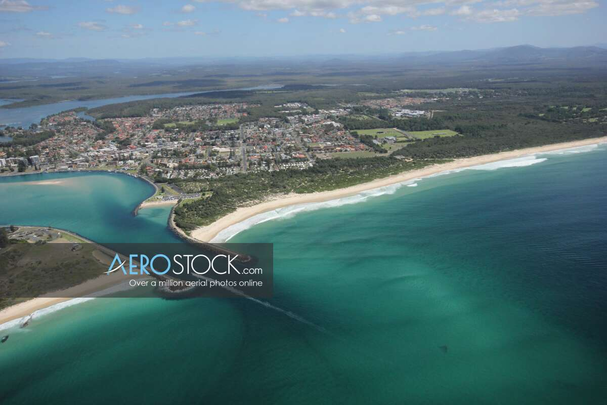 Stock image of Forster