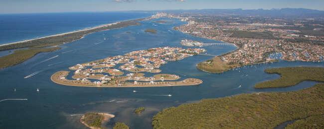 Sovereign Island, Paradise Point 4216, Hope Island