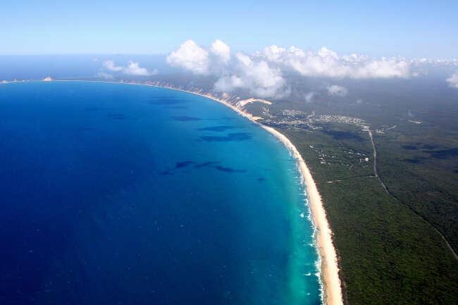 Rainbow Beach 4581, Double Island, Double Island Point