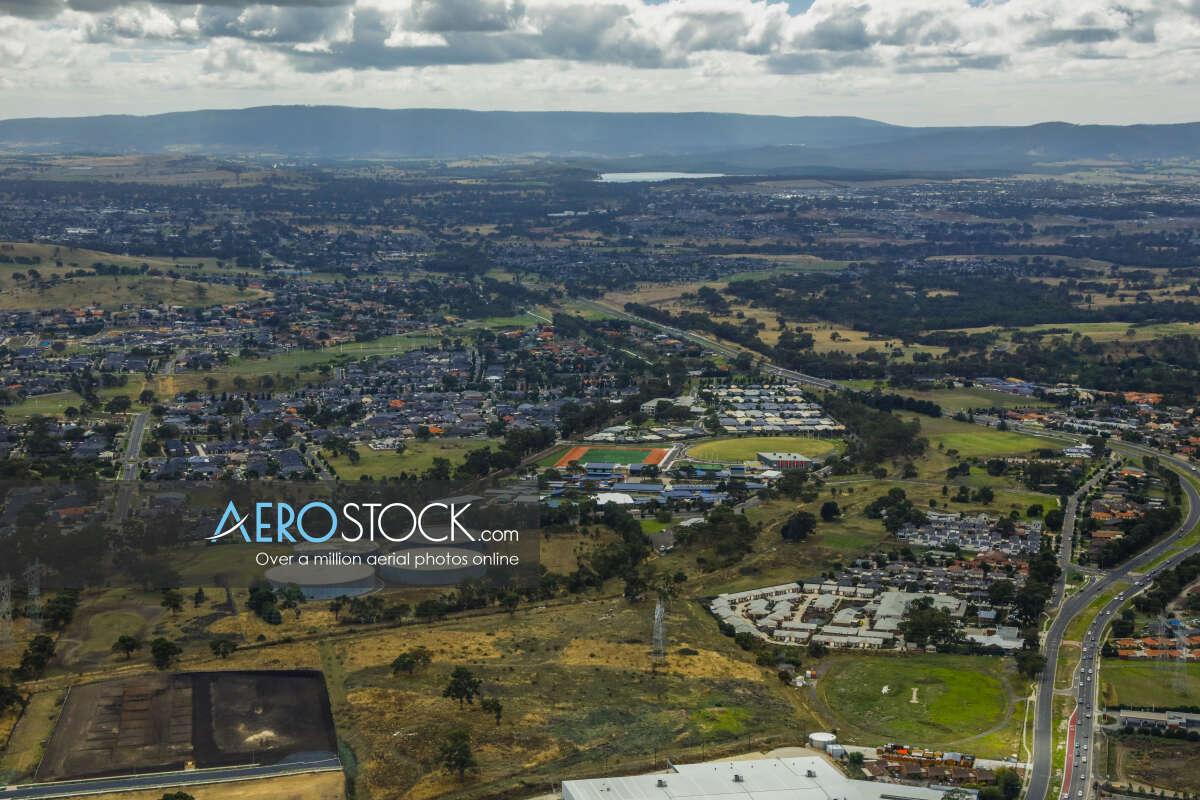 High DPI stock photo of Mill Park, Victoria