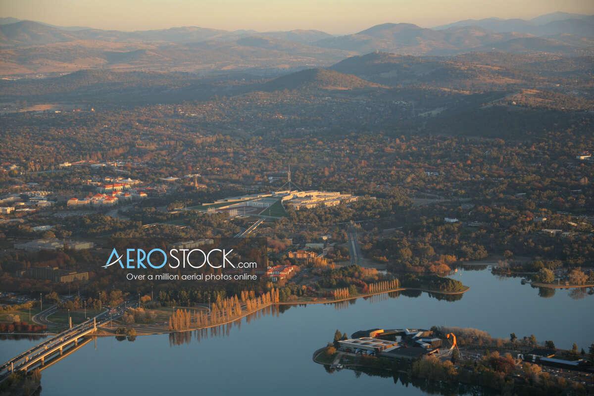 Canberra CBD 2600, Acton 2601, Parkes 2600