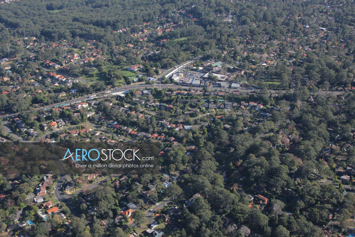High quality stock image of Beecroft, NSW.