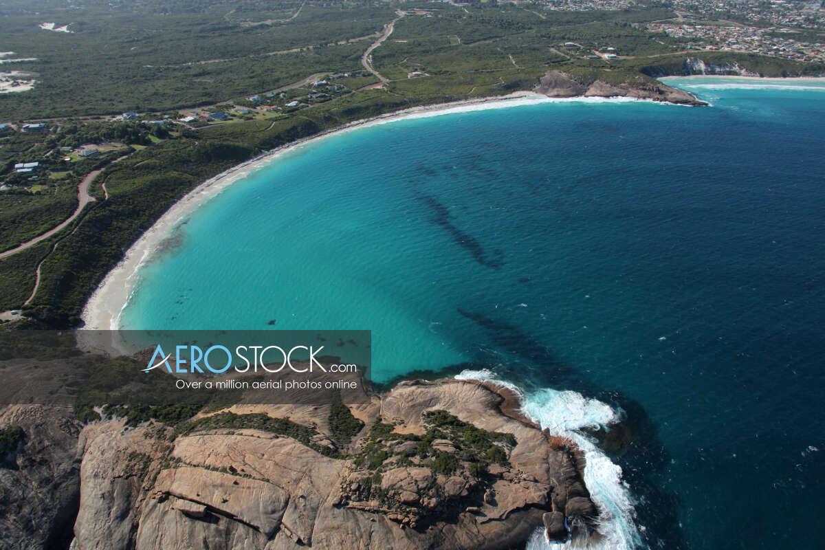 UAV snapshot of Esperance, Western Australia