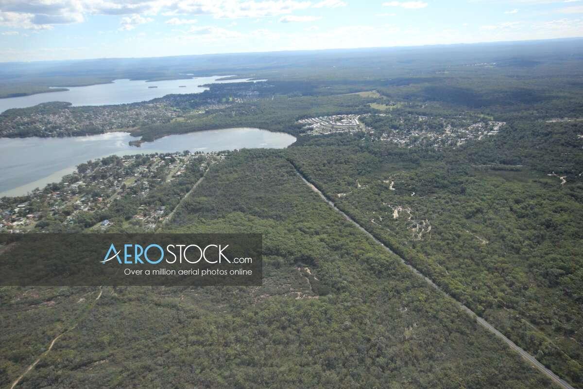 Stock image of Erowal Bay.