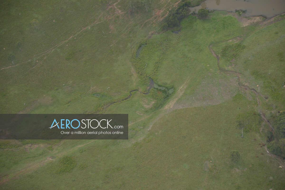Full size stock image of Mount Edwards, QLD.