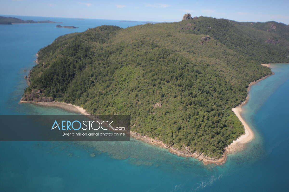 Stock image of Whitsundays