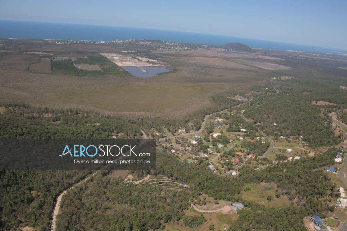 High DPI stock photo of Sunshine Coast in QLD