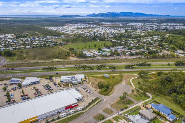 This aerial pic is of Deeragun Road, Deeragun QLD.