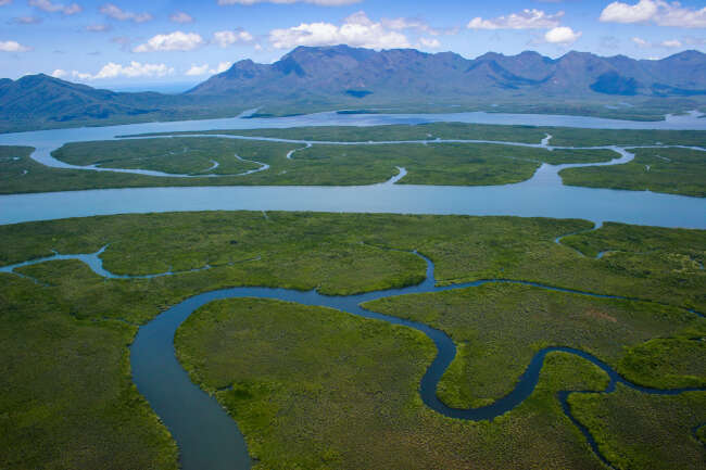 Hinchinbrook Channel