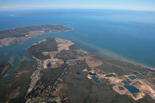Bribie Island 4507, Sandstone Point 4511
