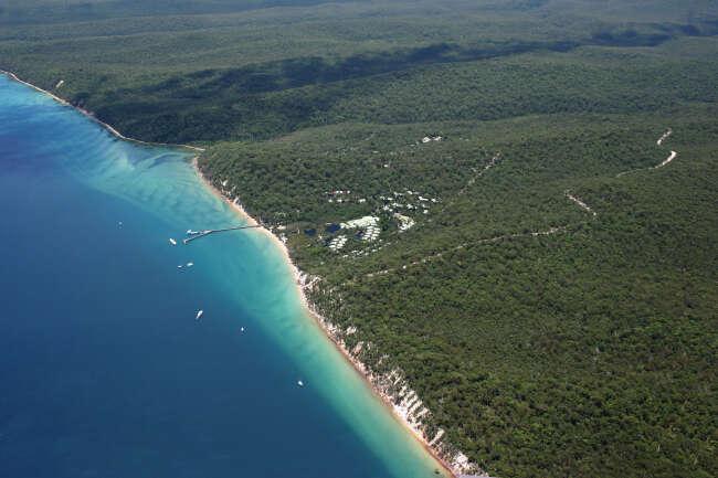 Kingfisher Bay Resort 4655, Fraser Island 4581