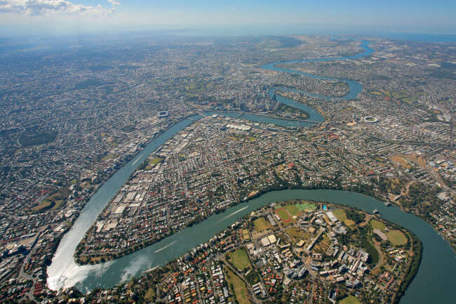 West End 4101, South Brisbane 4101, Highgate Hill 4101