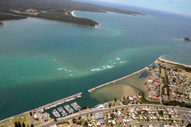 Batemans Bay 2536, Surfside 2536