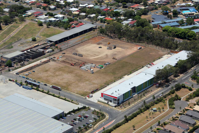 Above Photography aerial image.