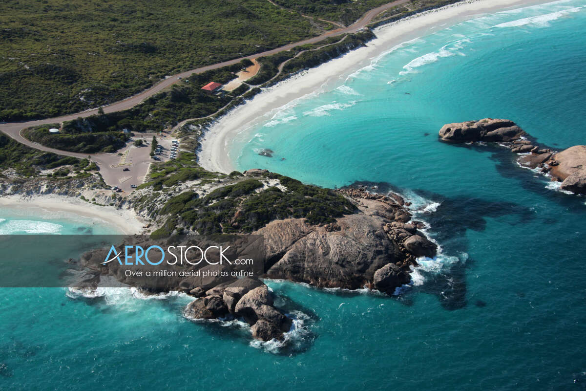 Sharp and finely detailed stock image of Esperance, 6450