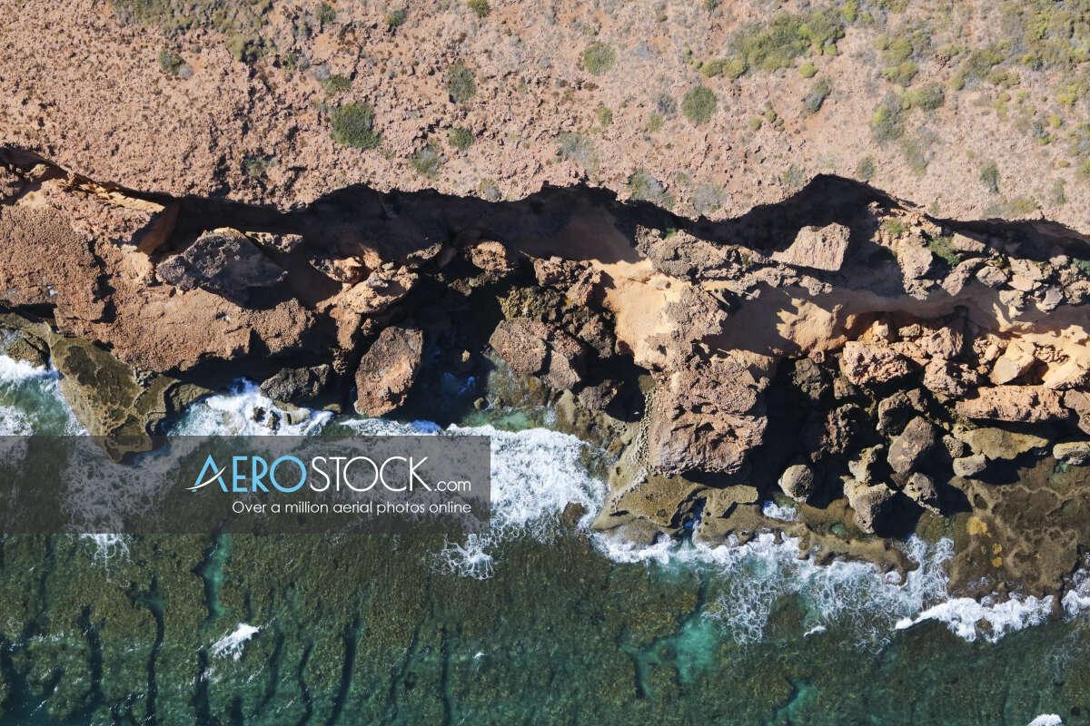 Cost effective image of Point Samson, Western Australia.