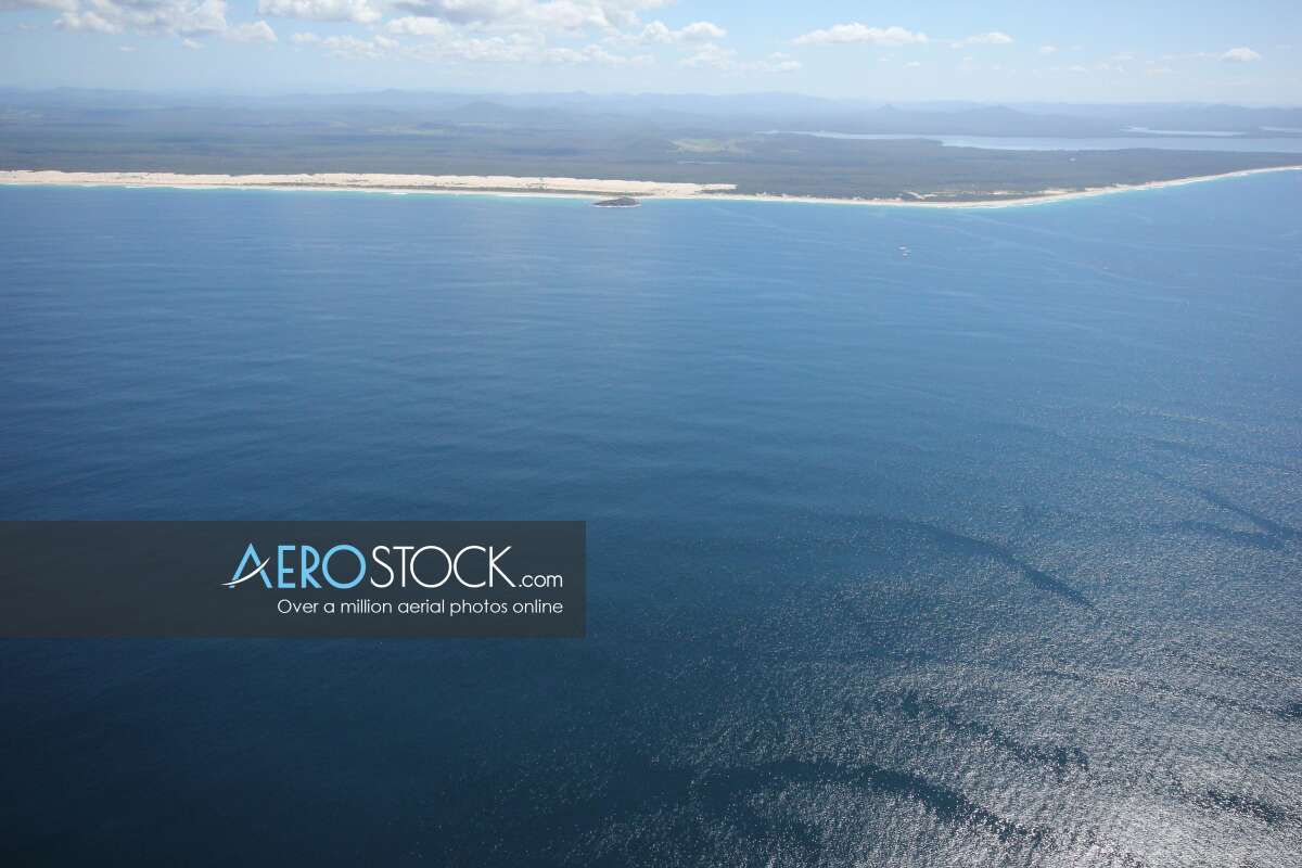 Aerial snapshot of Mid-Coast, New South Wales