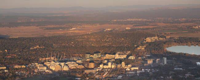 Canberra CBD 2600