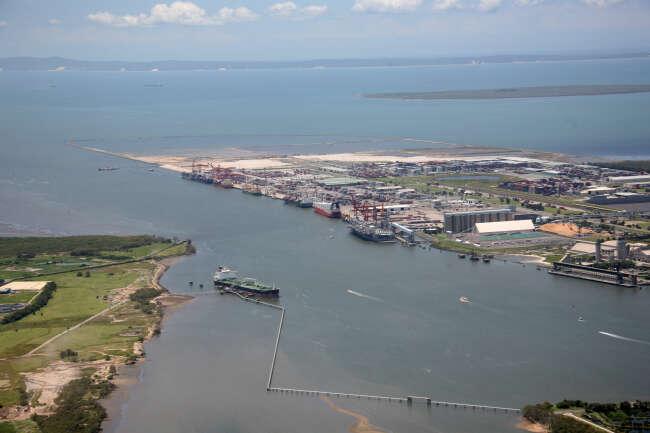 Port of Brisbane 4178