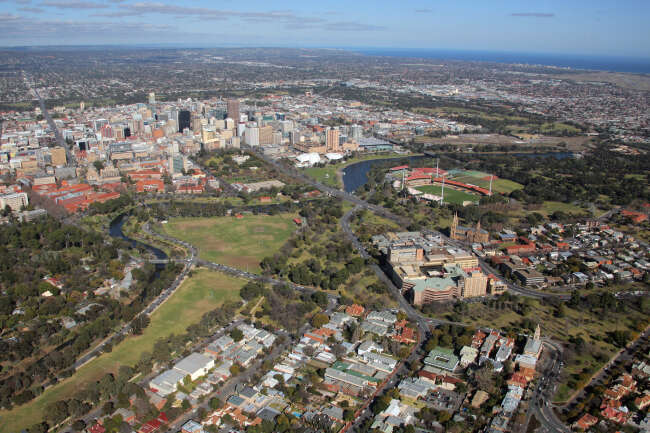 Adelaide CBD 5000